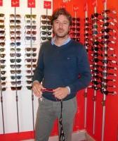 Antonio González Agudo es director general de Visual Sur Óptica.- El Correo