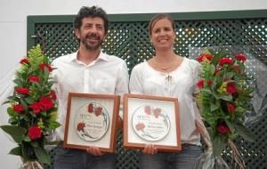 Alberto Rodríguez y Marina Alabau. - J.M. ESPINO (Atese)