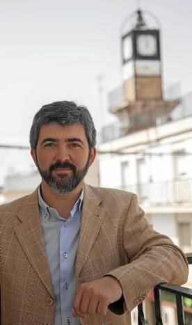 El nuevo alcalde de Coria del Río, Modesto González (PA). J. M. ESPINO (ATESE)