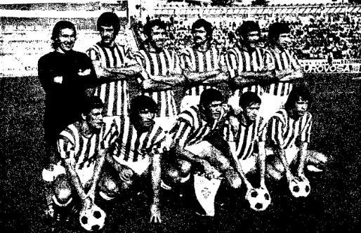 Alineación-Betis-Bayern-Munich-Colombino-1974-ABC-20-8-1974