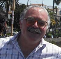 El hasta ahora concejal de IU en Coria, Domingo González.