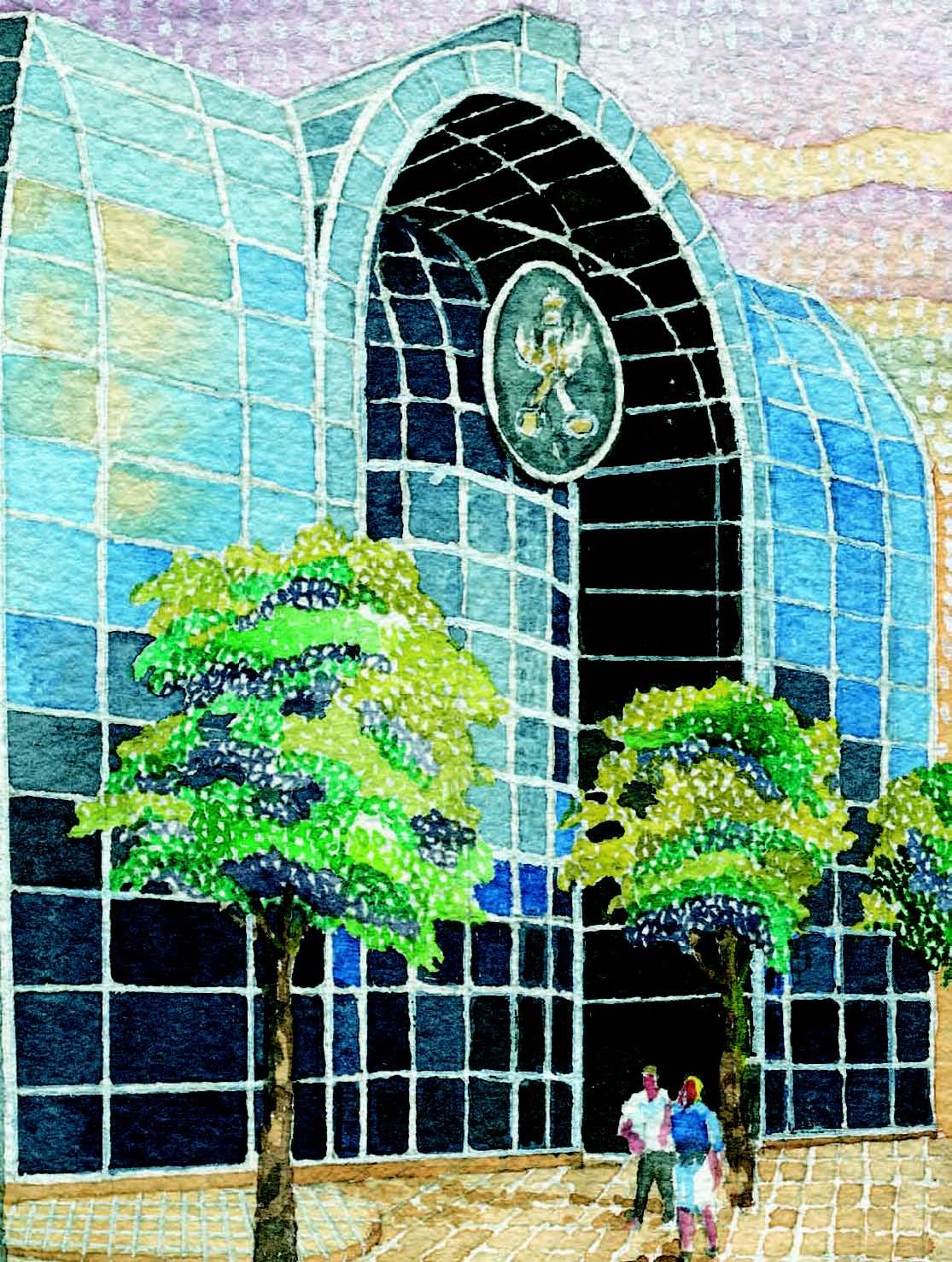 Pabellón de la Santa Sede