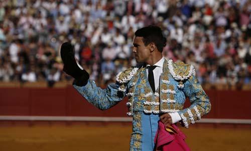 Jose Mari Manzanares. /J.M.Paisano (ATESE)