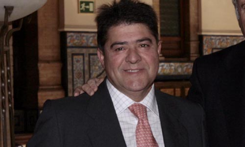 El cantante El Mani. / Javier Díaz