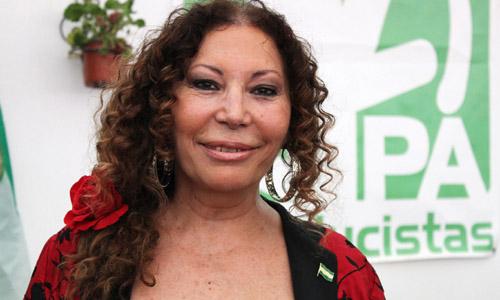 La andalucista y cineasta Pilar Távora.