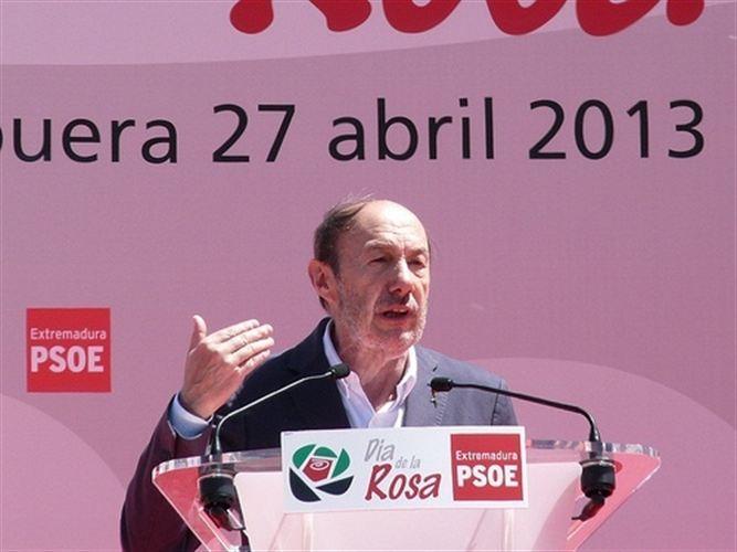 Rubalcaba 27 abril