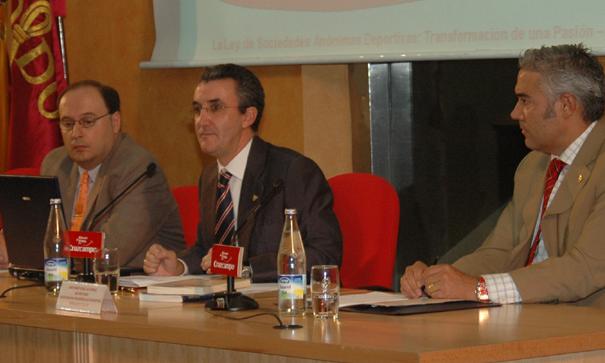 Eduardo Arenas. (Foto: Asoc. Pequeños Accionistas del Sevilla FC)