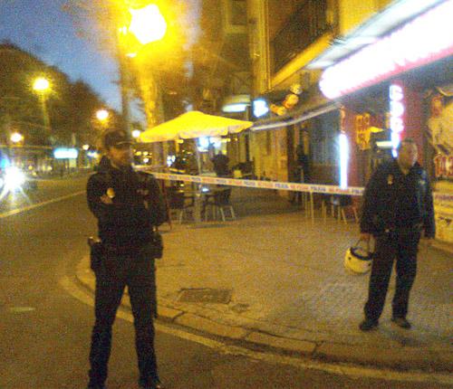 Una pelea acaba con un muerto en la calle Resolana.