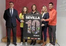 El circuito de carreras fue presentado ayer (Fernando Ruso / Ayuntamiento)