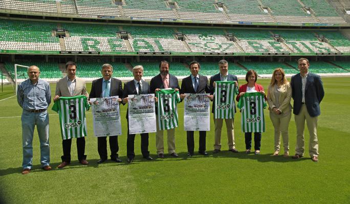 Guillén y Bosch, con los alcaldes de Los Alcores / Marcamedia