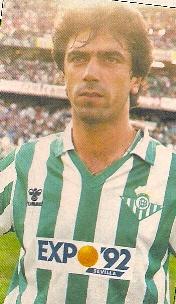 José Luis Vara, exjugador del Betis / El Correo