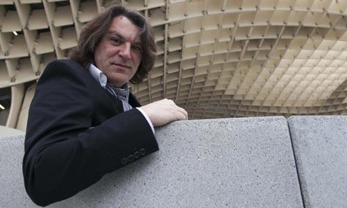Dorantes interpretará 'Un Flamenco al piano' en la sala Cajasol.