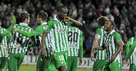 Granada CF - Real Betis. / Marcamedia