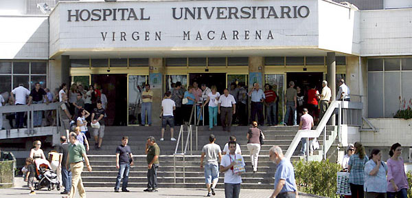 hospital macarena