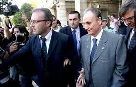 Manuel Ruiz de Lopera, el día que declaró ante la jueza Alaya / El Correo