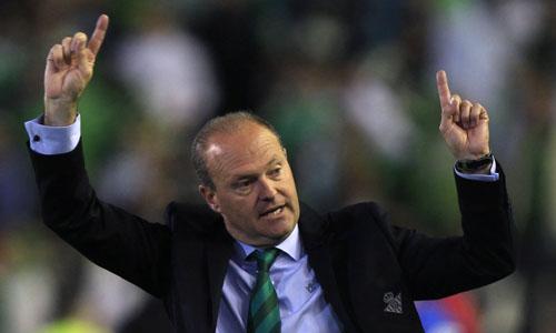 Pepe Mel afronta su cuarto derbi como entrenador / Marcamedia