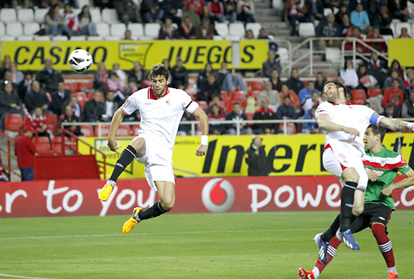 Sevilla FC - Athletic Club. / Marcamedia