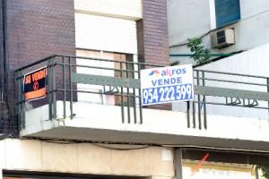 Los pisos vacíos se dispararon conforme crecía la burbuja inmobiliaria.