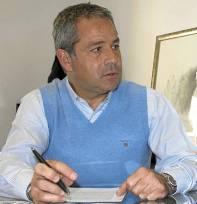 Juan Luis Álvarez Balboa, director de cuentas. Manu R.R.