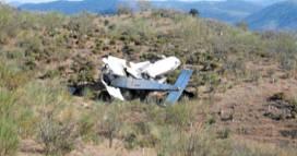 Una aeronave con 2 pilotos se confundió de pista en Guadalcanal.
