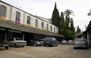 Corralones de la calle Castellar.