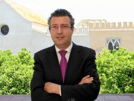 Francisco Javier Fernández, alcalde de La Rinconada