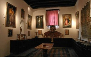 Museo de Zurbarán de la iglesia de San Juan de Marchena.