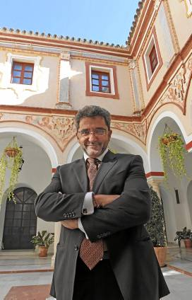 Antonio Gutiérrez Limones, alcalde de Alcalá de Guadaíra.
