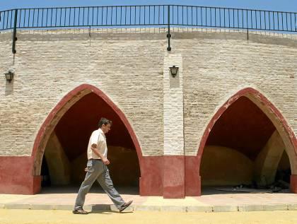 Plaza de toros de Cantillana. Gregorio Barrera