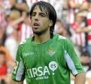 Beñat lleva cuatro goles, todos en la primera vuelta / Marcamedia