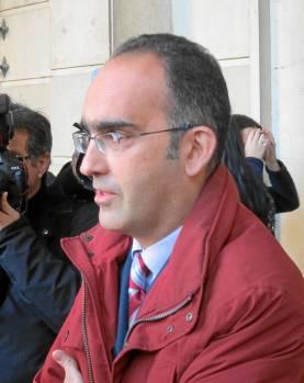 El juez Rogelio Reyes