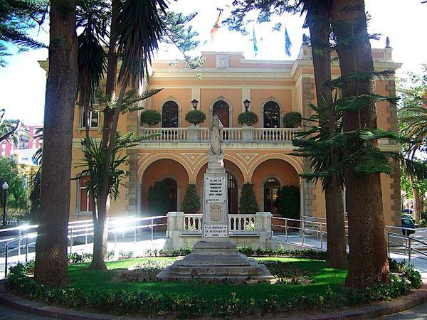 Ayuntamiento de La Línea de la Concecpción.