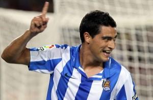 Chori Castro, Real Sociedad