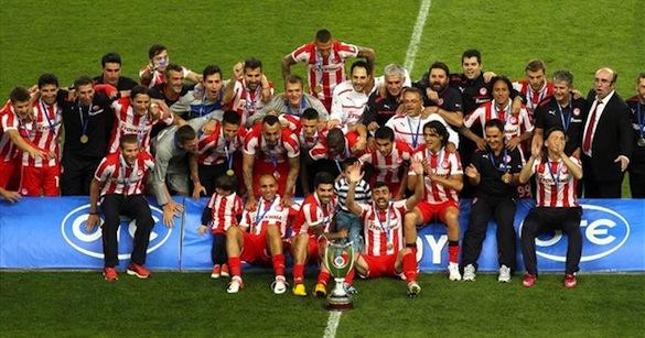 Olympiacos Copa 2013