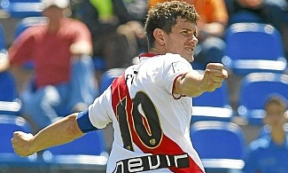 Piti lleva anotados 17 goles, tantos como Rubén Castro.