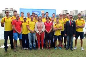 Sevillanos equipo nacional web