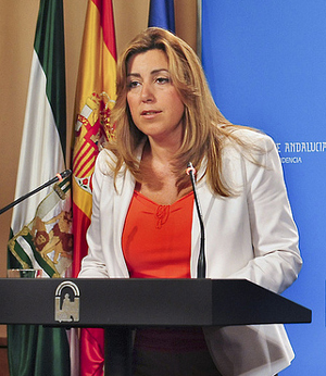 Susana Diaz Junta