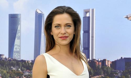 La actriz sevillana María León.