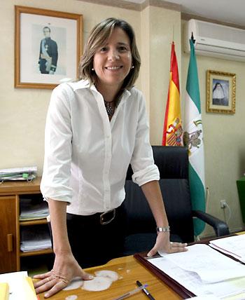 Ana Isabel Martín. / Javier Cuesta