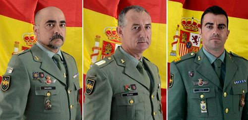 Militares muertos en la base de la Legión en Viator (Almería)