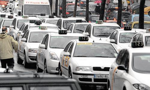 taxis-multas