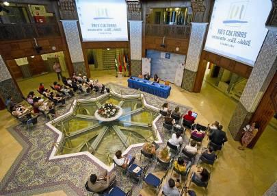 La Fundación Tres Culturas organiza el seminario en su sede del Pabellón de Marruecos.