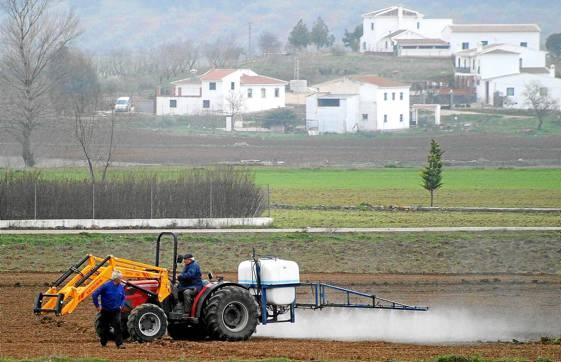 El Gobierno español ha valorado positivamente los compromisos que finalmente se recogen en la PAC aprobada en Bruselas. / Carlos Díaz