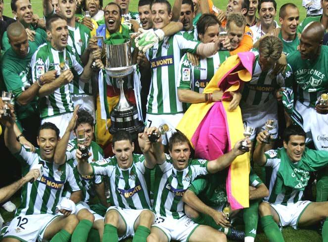 Copa 2005 Betis
