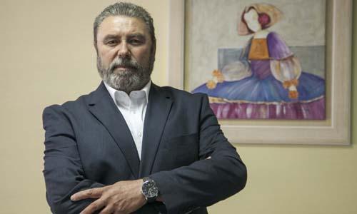 Sevilla 04/06/2013 Entrevista nuevo secretario general, Juan Bautista