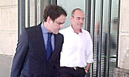 Juan Vicente Báñez, uno de los hermanos de la ministra Báñez imputados por la venta de suelos de Mercasevilla.