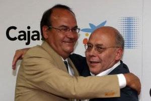 Aguilar, junto a Ollero.