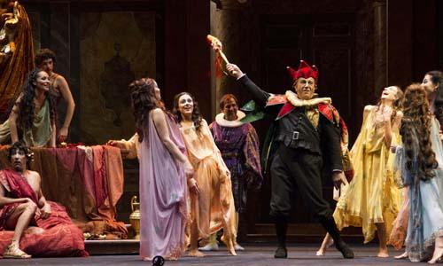 Sevilla 17/06/13 Teatro MaestranzaEnsayo general de la opera de Ver