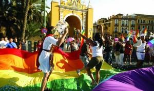 SEVILLA. 23/06/12. TEMA: MANIFESTACION ORGULLO GAY FOTO: ESTEFANIA GO