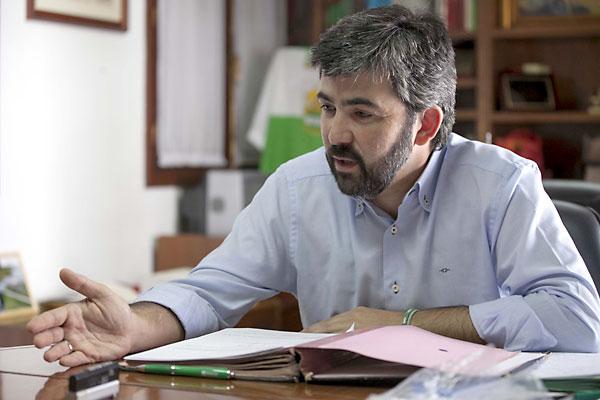 Modesto González. / J. M. Espino (Atese)
